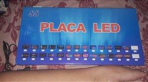 PLACA DE LED MASCULINO 127V 25X50 OEM