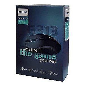 MOUSE GAMER USB PHILIPS SPK-9313