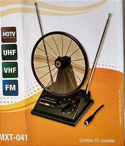 ANTENA INTERNA VHF/UHF/FM/HDTV MXT-041