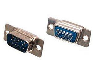 CONECTOR DB15 MACHO VGA