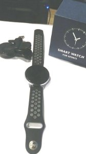 SMART WATCH FOR SPORTS W8 - PRETO