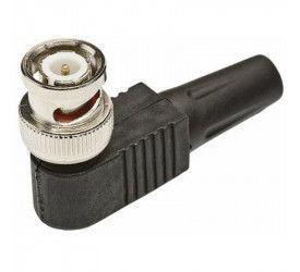 CONECTOR BNC 90 C/ PARAFUSO CAPA PLASTICA