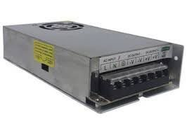 FONTE BIVOLT PARA CFTV MULTI CAMERA 12V/10A 120W MX-12V10AMP