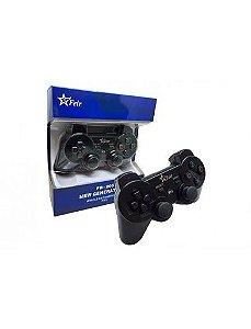CONTROLE PS4 COM FIO FEIR FR-225