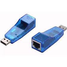 ADAPTADOR 2.0 USB LAN RJ45