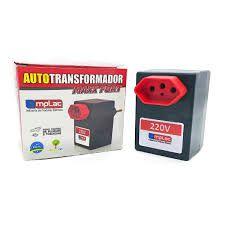 TRANSFORMADOR 60VA 127V - 220V TOM 10A 2P+T EMPLAC F30050