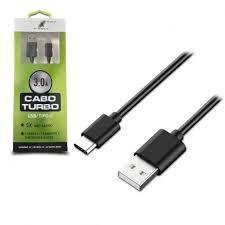CABO DE DADOS USB/TYPE -C XC-CD-30