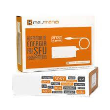 FONTE PARA NOTEBOOK MAISMANIA 19V 2.10A 2. 5X0.7 ASUS MM608