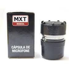CAPSULA P/ MICROFONE DINAMICA CD-58 600OHMS PROF. ALTA FIDELIDADE