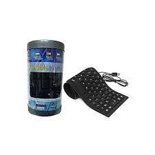 TECLADO FLEXIVEL COM FIO PARA PC X ZHANG XZ-109