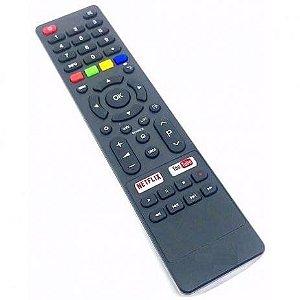 CR C 01367 CR TV PHILCO SMART PH55 TECLA NETFLIX E YOUTUBE