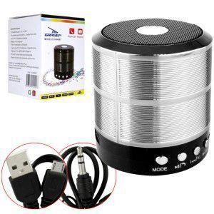 RADIO PORTATIL BLUETOOTH/USB GRASEP D-BH887-1