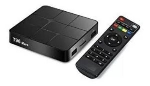 TV BOX T96 MARS GPU 5 CORE WIFI BLUETOOTH