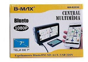 CENTRAL MULTIMIDIA B-MAX BM-R2036