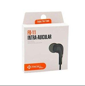 FONE DE OUVIDO INTRA-AURICULAR P2 PMCELL FO-11