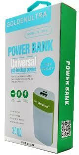 POWER BANK UNIVERSAL 3000 MAH SLIM HIGH QUALITY GT-C011