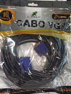 CABO VGA VGA MACHO MACHO X-CELL 10M XC-VGA-10
