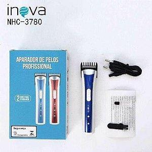 APARADOR DE PELOS PROFISSIONAL 127v INOVA NHC-3780