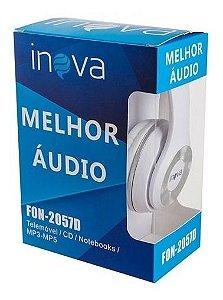 HEADPHONE INOVA P2 FON-2057D