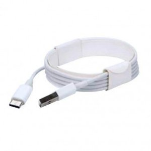 CABO USB TYPE-C BRANCO NO SAQUINHO CBO-7300