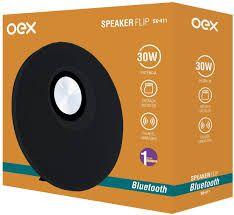 CAIXA DE SOM SPEAKER FLIP 30W OEX SK411PR