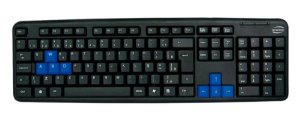 TECLADO USB LEVEL TC308AZ