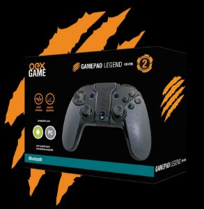GAMEPAD LEGEND BLUETOOTH PARA PC E ANDROID OEX GAME GD200