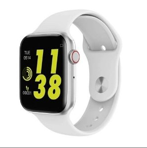 RELOGIO SMART WATCH W34 HERO BAND - BRANCO