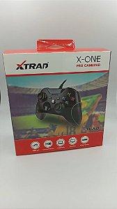 CONTROLE X-ONE PRO GAMEPAD USB 2.0 XTRAD XD-525