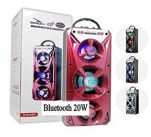 RADIO PORTATIL BLUETOOTH/USB D-BH4301