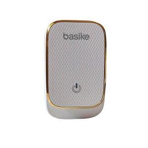 LAMPADA DE TOQUE LED COM 4 USB AUTO ID 4.4A BASIKE BA-CAR0090