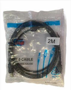 CABO PARA IMPRESSORA USB 2.0 2M SHINKA
