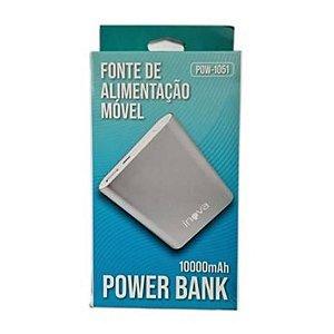 POWER BANK INOVA 10000mAh POW-1051