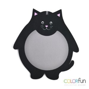 MOUSEPAD COLORFUN MIAU RELIZA