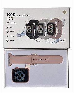 RELOGIO SMARTWATCH K90 DN - ROSE
