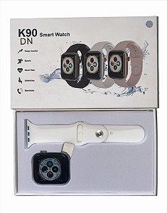RELOGIO SMARTWATCH K90 DN - BRANCO