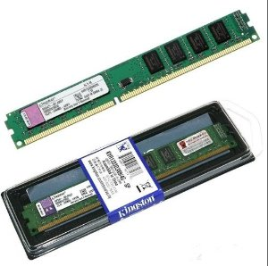 MEMORIA RAM 4GB KINGSTON DDR3 1333mhz