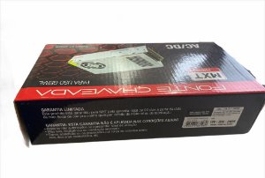 FONTE BIVOLT PARA CFTV MULTI CAMERA 12V/20A 240W MXT