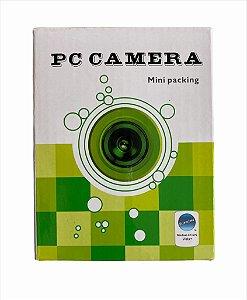 WEBCAM PC CAMERA 480P COM MICROFONE