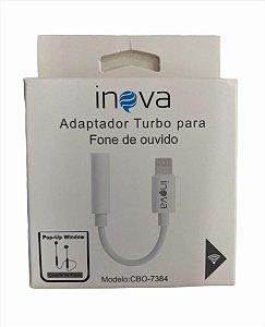ADAPTADOR IPHONE PARA FONE DE OUVIDO P2 INOVA CBO-7384