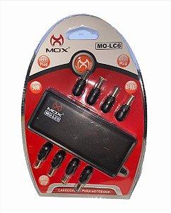 FONTE UNIVERSAL VARIOS PINOS E VOLTAGENS MY-90W MOX MO-LC6