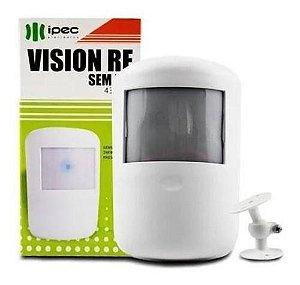 SENSOR PASSIVO SEM FIO VISION RF IPEC A2256