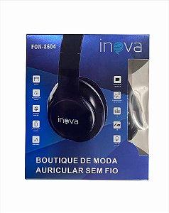 FONE DE OUVIDO BLUETOOTH V5.0 INOVA FON-8604