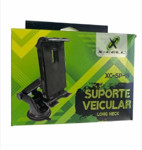 SUPORTE VEICULAR P/ CELULAR LONG NECK MOD: XC-SP-19 X-CELL