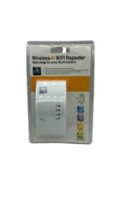 REPETIDOR DE SINAL WIRELESS-N WIFI REPEATER 300Mbps