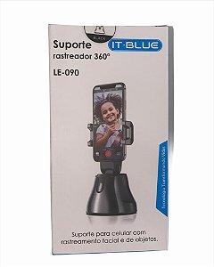 SUPORTE RASTREADOR PARA CELULAR 360 GRAUS IT BLUE LE-090