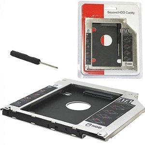 CASE CADDY SEGUNDO HD NOTEBOOK 9,5MM F3 F-CY03