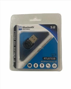ADAPTADOR USB BLUETOOTH 5.0 DONGLE F3 RTL8761B