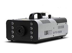 MAQUINA DE FUMAÇA LED RGB 110V 1500W LUATEK LK-Y10