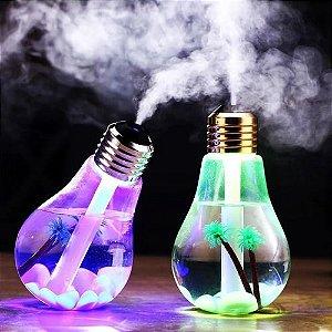 UMIDIFICADOR LAMPADA USB LED LUATEK LKJ-109